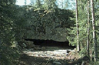 пещерка волка